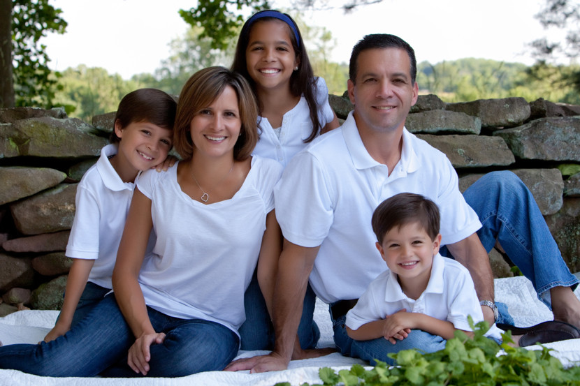 Family Portraits - Maryland Photographer Rockville MD