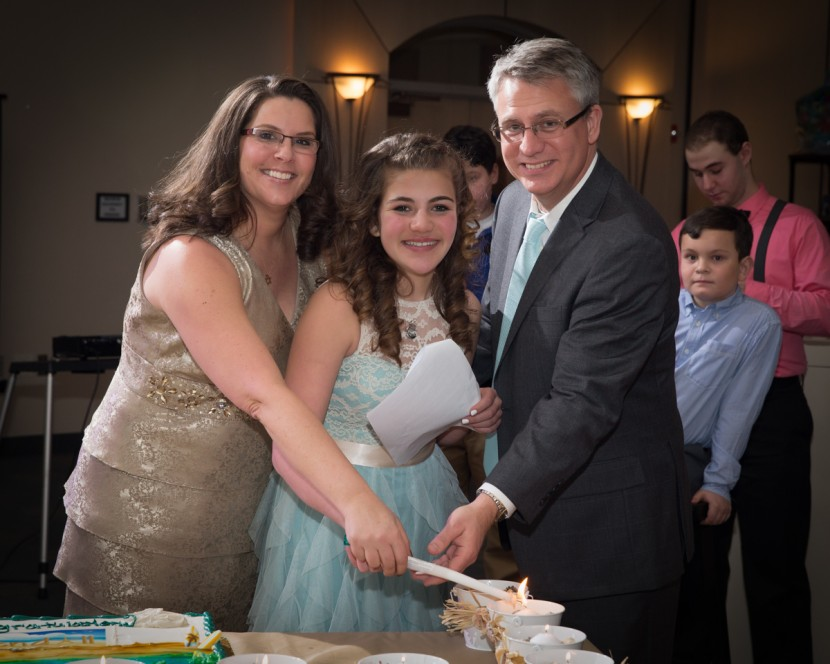 Bat Mitzvah Photographer North Potomac