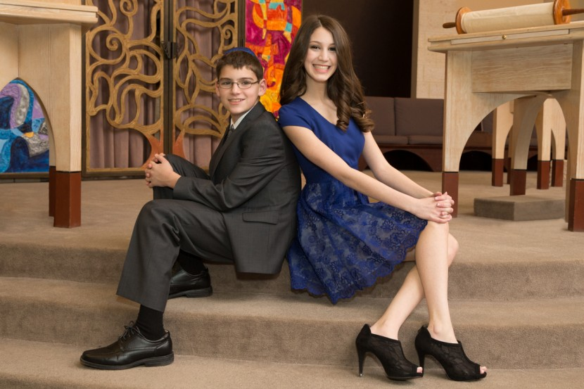 Bar Mitzvah Bat Mitzvah Photography