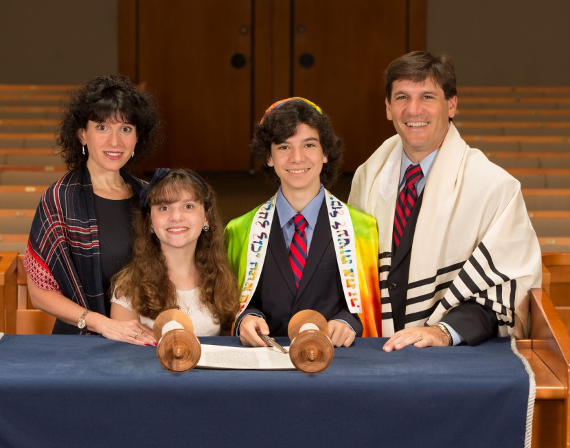 Rockville Bar Mitzvah Photography