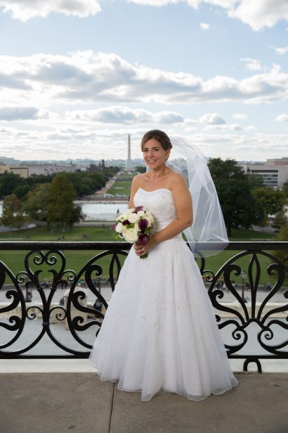 Washington DC Bride