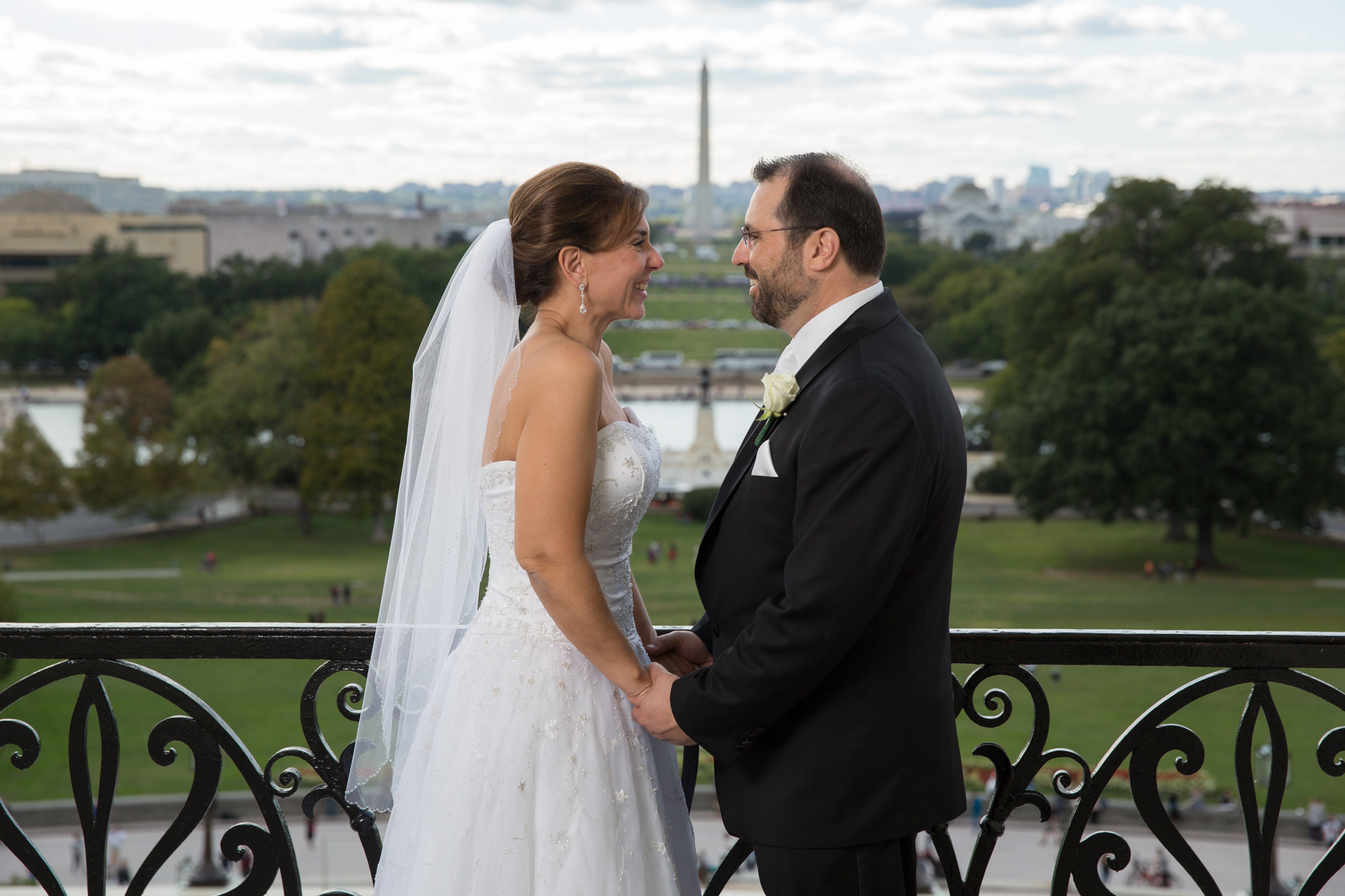 Washington, DC Wedding Photographer – A True Capitol Wedding