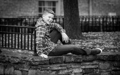 Urban Portrait Photography Shoot in Historic Downtown Frederick Maryland