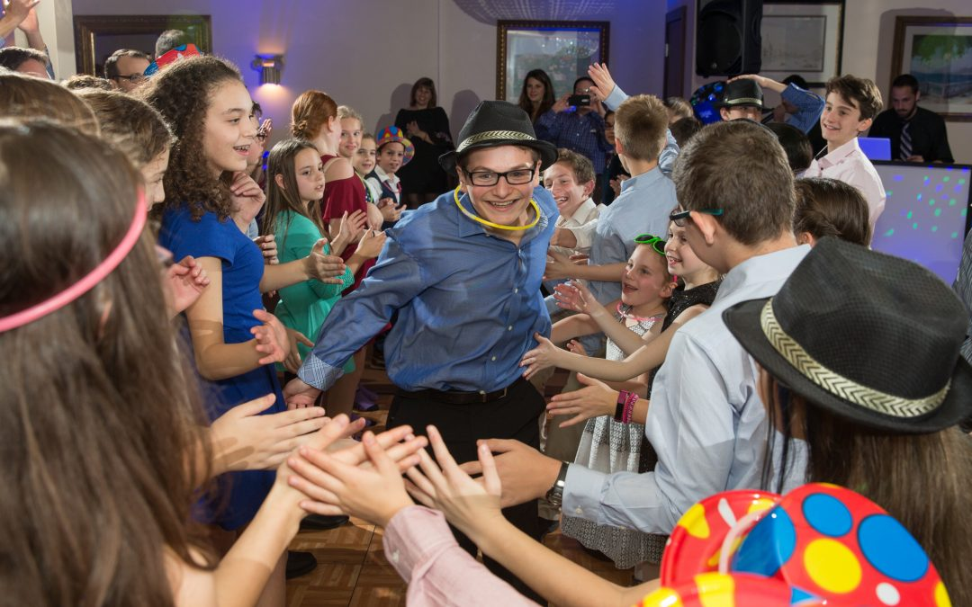 Rockville Maryland Bar Mitzvah Celebration for Jeremy